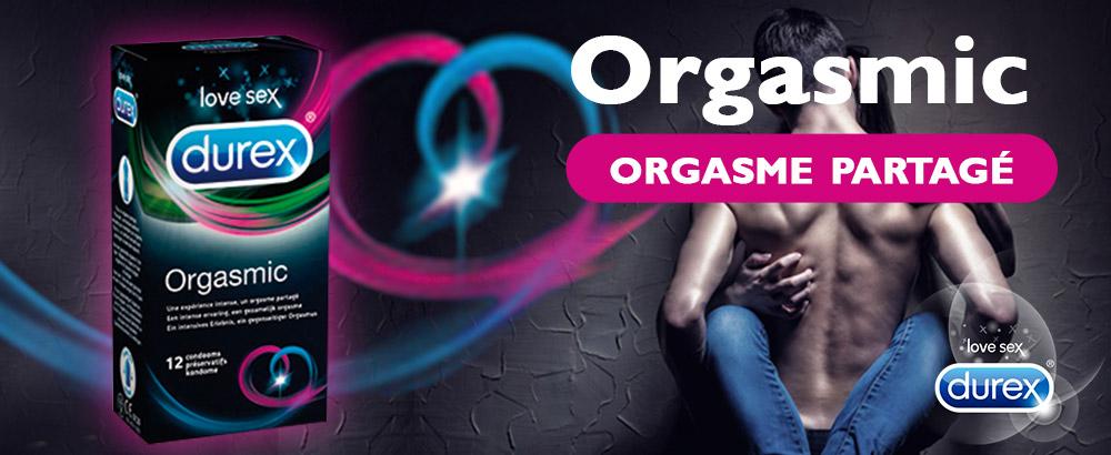 Durex Orgasmic