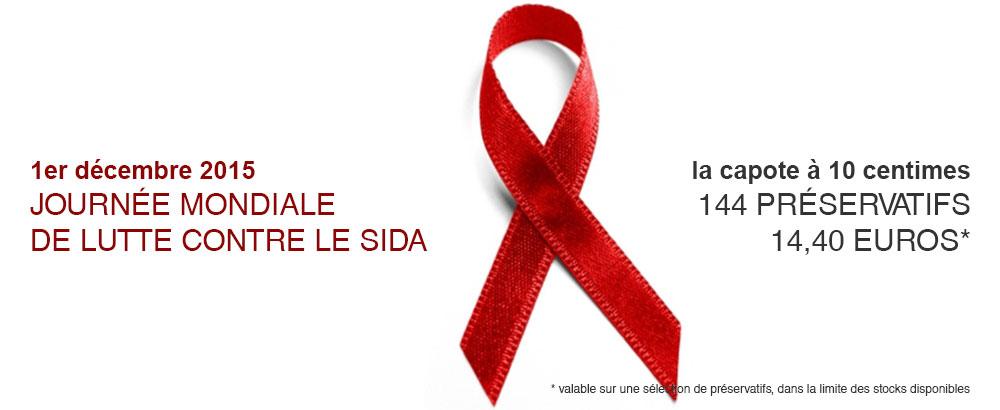 Journ�e Mondiale contre le Sida 2015