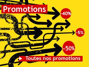 Promo jusqu'� -50%