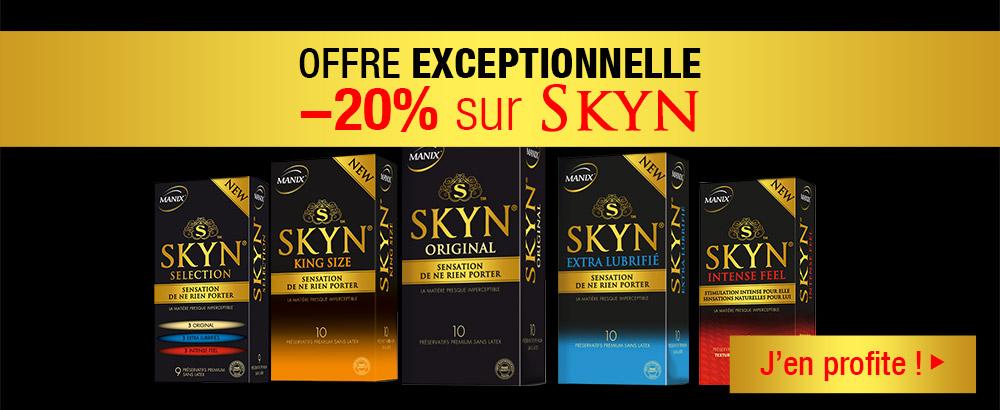 -20% Manix Skyn