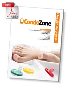 Dossier de presse Condozone 2013