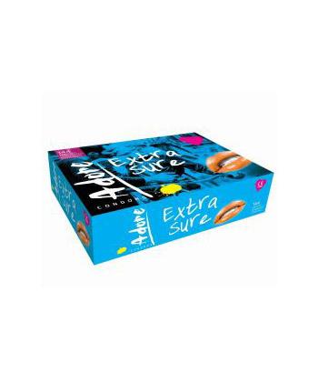 Adore Condoms Extra Sure x144 - Boîte de 144 préservatifs