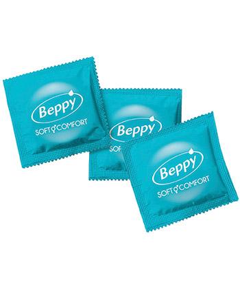 Beppy Soft confort x50 - Sachet de 50 préservatifs