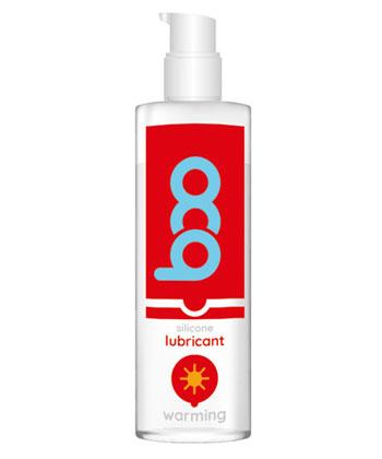 Boo Silicone Lubricant Warming -