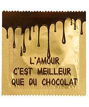 L'amour C'est Meilleur Que Du Chocolat