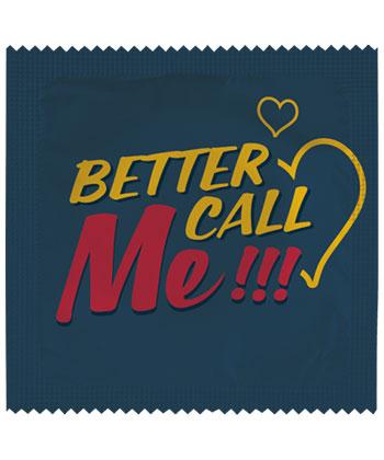 Better Call Me