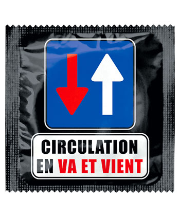 Callvin Circulation En Va Et Vient -