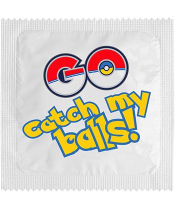 Callvin Go Catch My Balls -