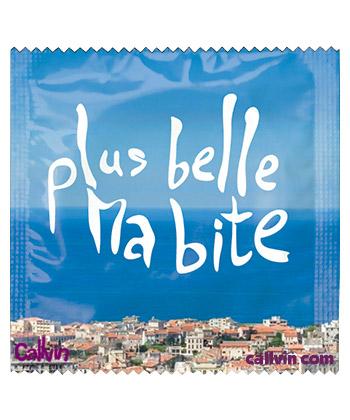 Callvin Plus Belle Ma Bite - 1 préservatif
