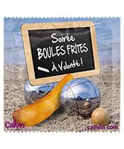 Soirée Boules Frites