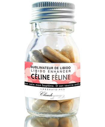 Claude Paris Céline Féline Sublimateur de Libido