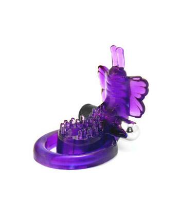 Seven Creations Cock & Ball Butterfly - Anneau vibrant