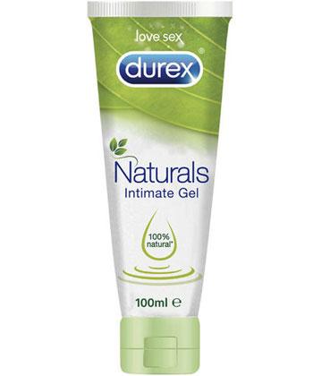 Durex Naturals Intimate Gel -