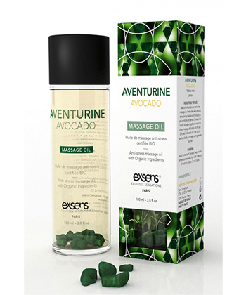 Exsens Aventurine Avocat -
