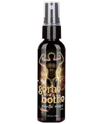 Genie in a bottle Mystic Magic Firm