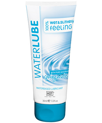 Hot WaterLube SpringWater