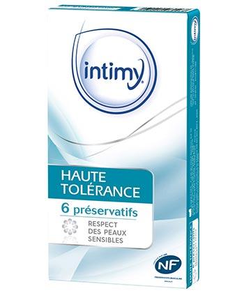 Intimy Care Haute Tolérance -
