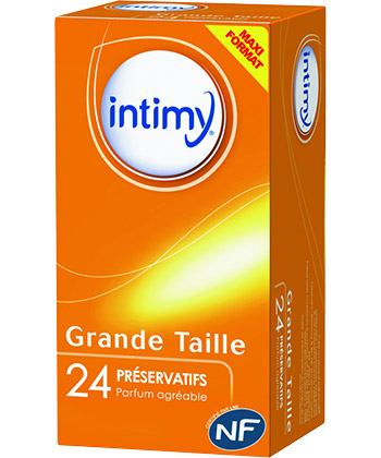 Intimy Grande taille
