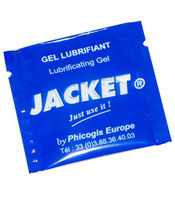 Jacket Gel lubrifiant