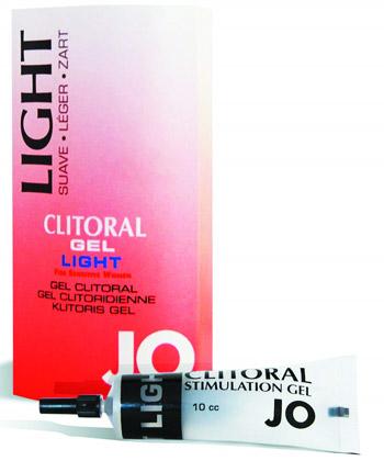 JO Clitoral gel mod�le Light