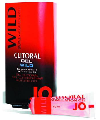 JO Clitoral gel