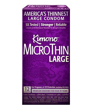 Kimono Microthin Large -