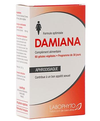 Labophyto Damiana +