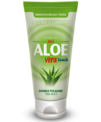 Lube4Lovers Aloe Vera Touch