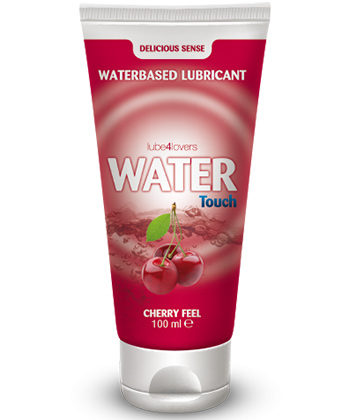 Lube4Lovers Water Touch Flavoured - Lubrifiant 100ml