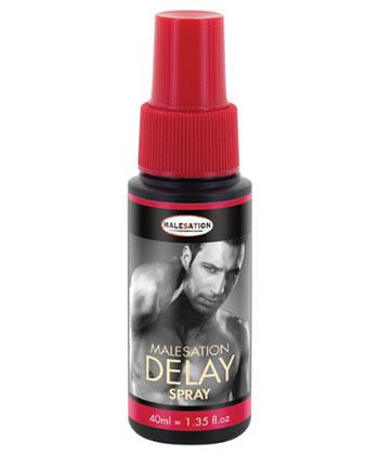 Malesation Delay Spray