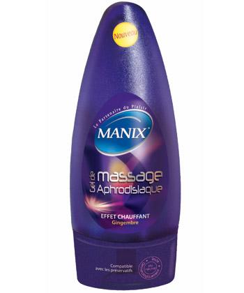 gel de massage