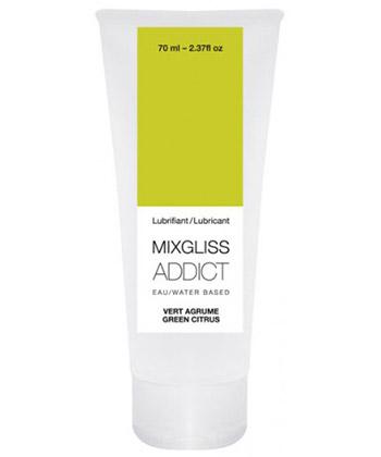 MixGliss Addict Citron Vert - Lubrifiant 70ml