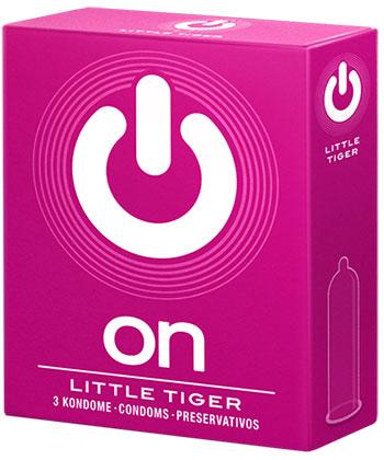 On Little Tiger