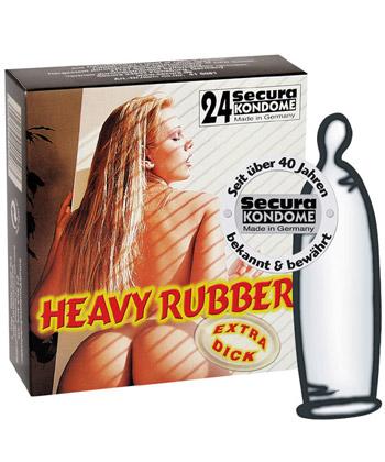 Secura Heavy Rubber