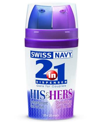 Swiss Navy 2in1 His & Hers