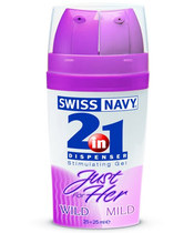 Swiss Navy 2in1 Just For Her