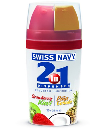 Swiss Navy 2in1 Flavoured