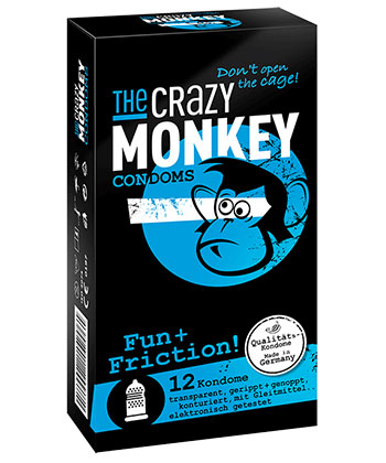 The Crazy Monkey Fun + Friction