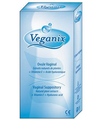 Veganix Ovule vaginal