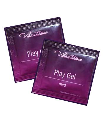 Vibratissimo Play Gel med -