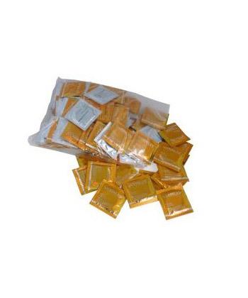 Vitalis Orange x100 - Sachet de 100 préservatifs